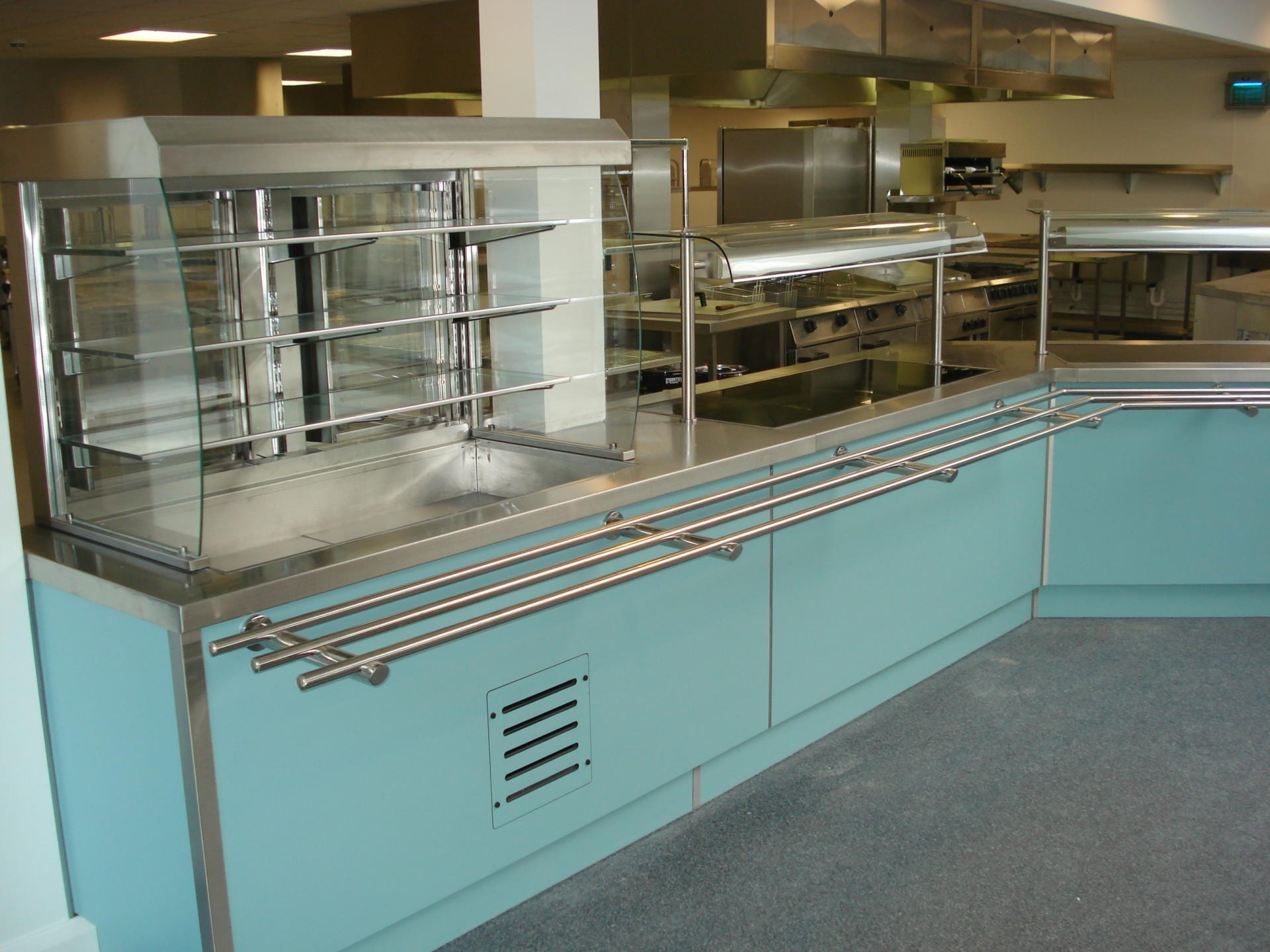 Gloucester-College-Gloucester-Servery-Stainless-Steel-fabrication-cooking-Foodtech-teaching-spacecatering_2