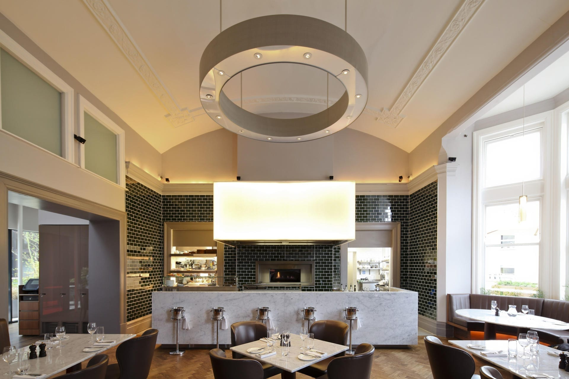 Montpellier-Chapter-Cheltenham-Restaurant-Kitchen-Front-of-house-Servery-Food-Display-Pizza-spacecatering_2