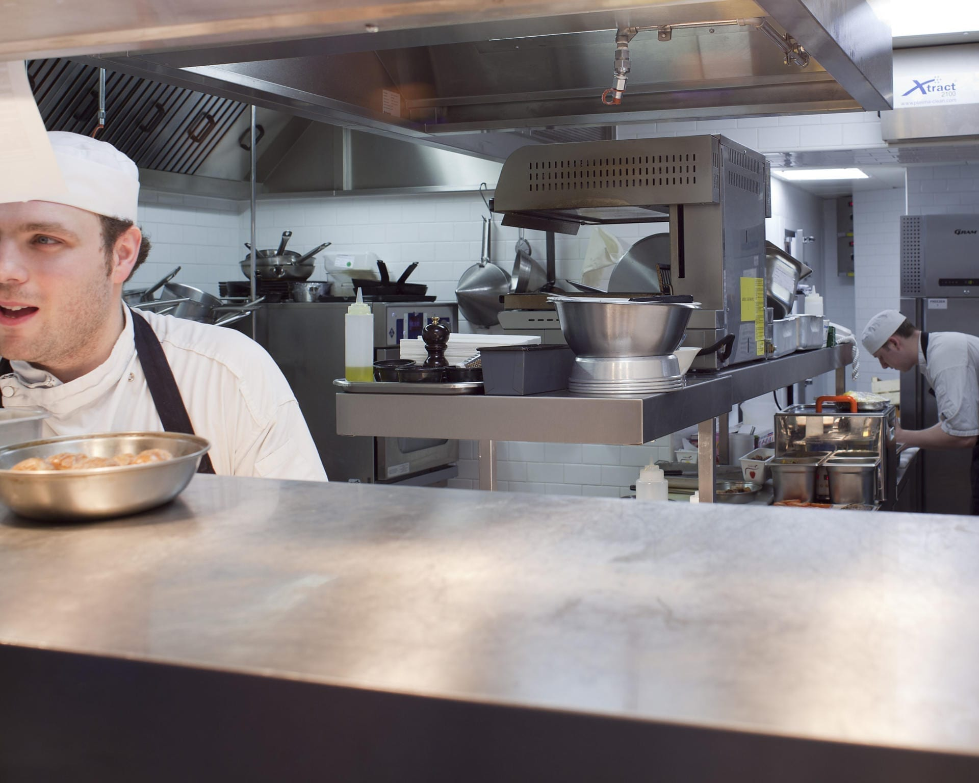 Montpellier-Chapter-Cheltenham-Restaurant-Kitchen-Front-of-house-Servery-Food-Display-Pizza-spacecatering_3