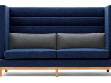 Arthur High Compact Sofa