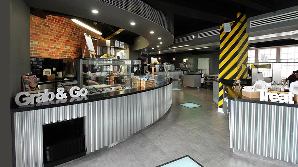 Space Group Commercial Catering Equipment Interiors And Servicing