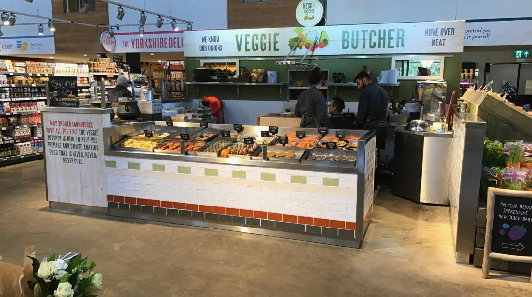 Veggie Butcher Turnkey Project