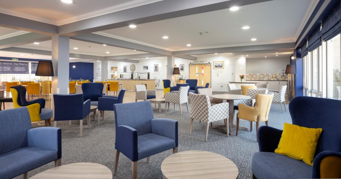 care home refurbishment