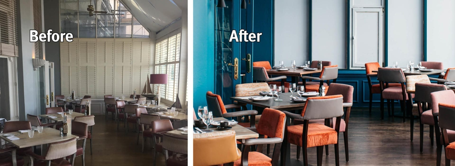 grand brighton Before and after new test