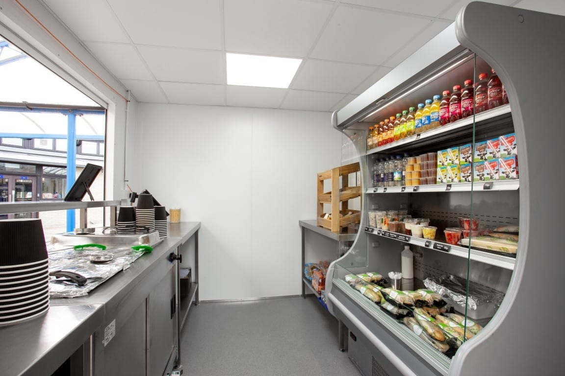 Catering Food Pod